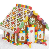 STEM @ Your Library:  Engineering Gingerbread Houses