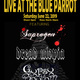 Dread Utopia Live at The Blue Parrot w/Saprogen & Gypsy Rythm