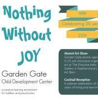 Garden Gate Child Development 20th Anniversary Celebration Party