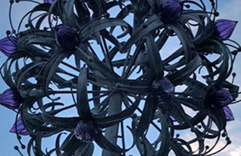 Sculpture Unveiling