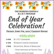 Women's Center End of Year Celebration