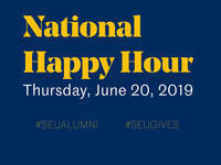 Houston – National Happy Hour
