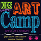 Santa.Cruz.Family.Room 6/17-6/21: KIDS ART CAMP ~ Ages 7-17 ~ Painting, Crafts and More! One Week of AWESOME ART!