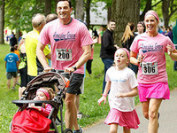 Stroll for Strong Kids and 5K Run