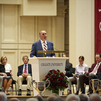 Bicentennial Address: Colgate's Third-Century Plan