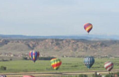 Gunnison Balloon Rally