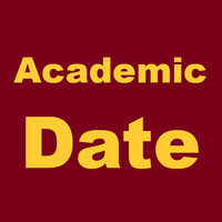 Academic Dates and Essential Deadlines icon