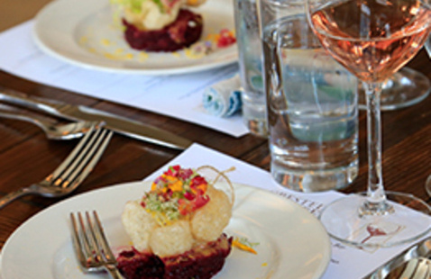 Crested Butte Food & Wine Festival Day 2: Brunch Lunch