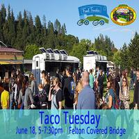 Taco Tuesday in Felton
