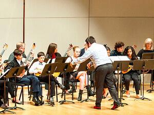 Guitar Orchestras & Meng Su Guitar Concert