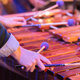Student Recital: Kourtney Singnysane, percussion