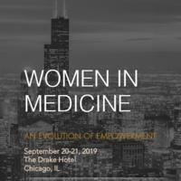 Women in Medicine Summit 2019 An Evolution of Empowerment