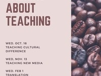 Talk About Teaching: Teaching New Media