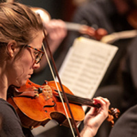 wcfsymphony concert: Sibling Revelry