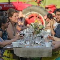 Calleva Dirty Dinners farm to table experience