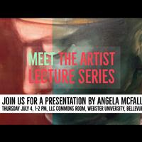 Meet the Artist - Angela McFall