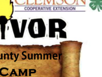 Kershaw County 4-H Survivor Day Camp