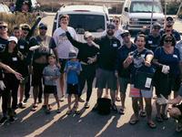 Ole SD Beach Clean Up
