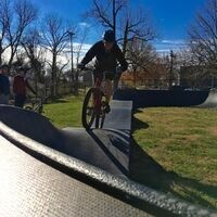 PARKS, PARTY & PLAY – Bicycle Pump Track