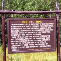 Keweenaw Mineral Days: Central Mine