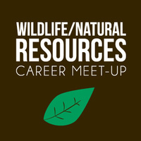 Wildlife and Natural Resources Meet-Up