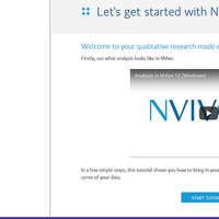 Tapping Social Media with NCapture and NVivo 12 Plus