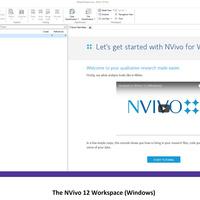 Advanced NVivo 12 Plus