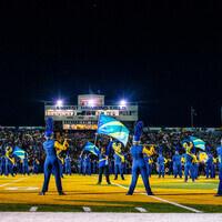 Leadership, Drum Major and Colorguard Camp