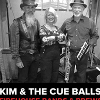 Bands and Brews: Kim and the Cue Balls