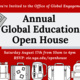 Office of Global Engagement Open House