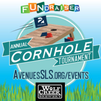 Cornhole Tournament Fundraiser & Silent Auction - AvenuesSLS.org