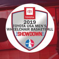 Toyota International Wheelchair Basketball Showdown