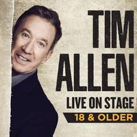 Tim Allen Live on Stage