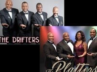 POSTPONED: The Drifters and The Platters
