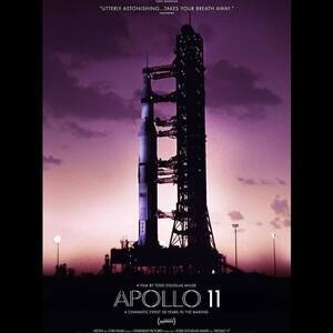 Apollo 11 - Summer Spaceflight Film Series - Ho Tung Vis Lab