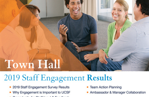 UCSF 2019 Staff Engagement Town Hall - Results