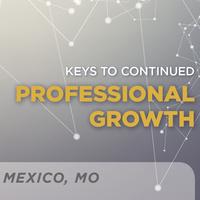 Keys to Professional Growth (Mexico, MO) -  Missouri Leadership Development System