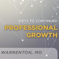 Keys to Professional Growth (Warrenton, MO) - Missouri Leadership Development System