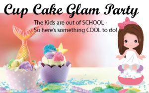 Cup Cake Glam Party