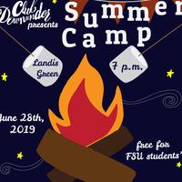 CDU Presents: Summer Camp