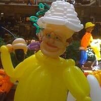 Dizzy Doc's Amazing Balloon Sculpture