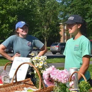 Colgate Community Garden Farm Stand