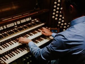 Heinz Chapel Organ Recital