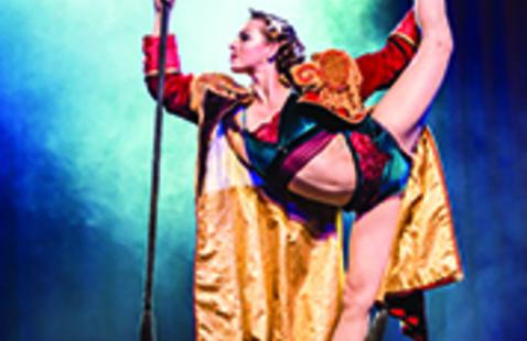 Cirque Mechanics:  42FT – A Menagerie of Mechanical Marvels