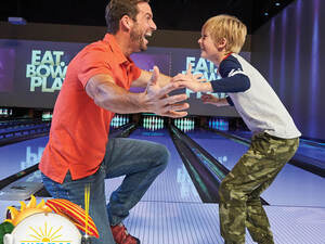 Celebrate Father's Day at Main Event Entertainment!