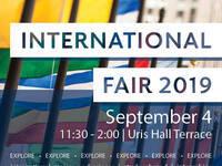 Cornell International Fair
