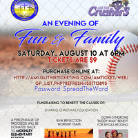 FAMILY FUNDRAISING EVENT