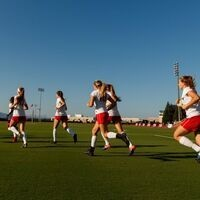 Women's Soccer Day Camp