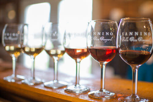 Special Father's Day Wine Pairing