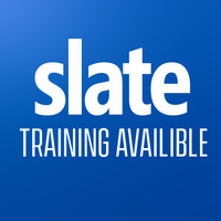 Slate Training Sessions Available